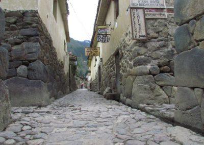 ollantaytambo-street